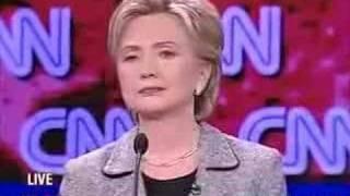 Hillary Clinton Farts
