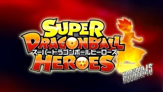 Dragon Ball Heroes Amv Opening 5|Super Dragon Ball Heroes Full Theme Song