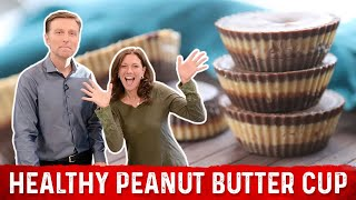 Amazing Peanut Butter Cup Recipe : Low Carb!