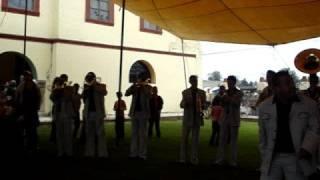 Banda Perla Jerezana.- Popurri Michoacano
