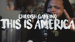 Childish Gambino - This Is America (Kid Travis Cover)