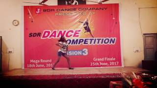 bollywood dance video sdr dance  competition mega 2017