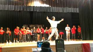 Bell Middle School Culture Night Performance