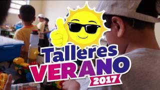 TALLERES DE VERANO 2017 EN SANTA ANITA