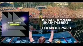 Hardwell & Maddix - Smash This Beat (The Derttz Extended Remake)