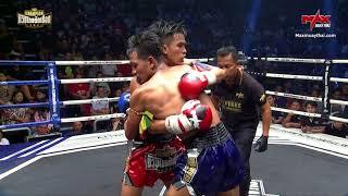 Highlight CHAYLEK VS FAHSATAN  | Sep 23, 2017 | The Champion Muay Thai