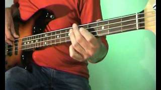 Ike & Tina Turner - River Deep Mountain High - Bass Cover
