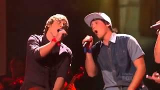 Emblem3 - Secrets  The X Factor USA 2012 (Thanksgiving week) Live Show 6