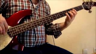 Luis Fonsi - Despacito    Bajo/Bass Cover