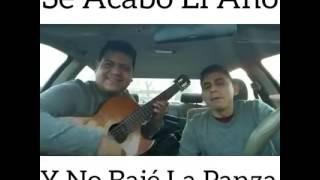 Sin Evidencia (parodia) MS
