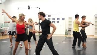 """IL MUSICAL """"DIRTY DANCING"""" AL BARCLAYS TEATRO NAZIONALE DI MILANO - 19.9.2014"""