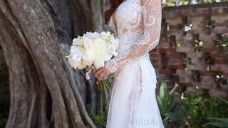 Incredibly Sexy Wedding dress Galialahav Featurette