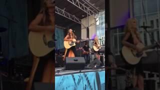 Runaway June CMA fest 2017