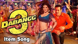 Sunny Leone Item Song With Salman Khan In Dabangg 3 width=