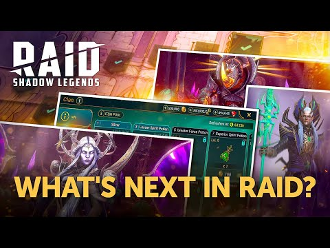 RAID: Shadow Legends | What's Next in Raid? Episode 3