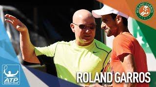 Djokovic Reveals Agassi Inspiration Roland Garros 2017