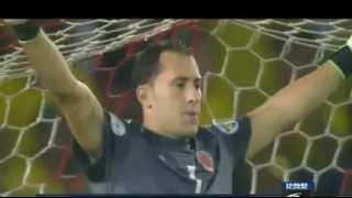 Gol - Cali Y El Dandee (Selección Colombia Video)