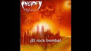 Inepsy - Bombshell Rock! (Subtítulos Español)
