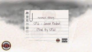 "SPG - ""Geen Reden"" (Prod. By SPG) | BONUS TRACK"