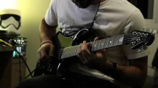 Edu Ardanuy / Dr. Sin | Fly Away (Solo) | Cover by Alexandre Magno