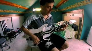 QUITTERS - WHY SHOULD WE BURN OUR LIVES ? ♫ Guitar Cover Alexis Devaux ♫