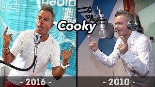 Cooky - Magyaricano (2016 vs 2010)