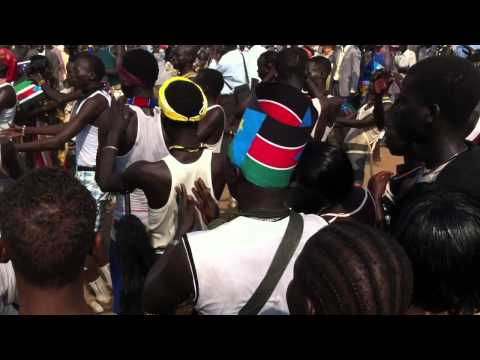 South Sudan Independence Day 2011