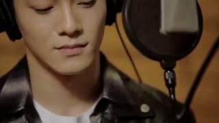 16.12.8.(Thu) N-POP 'EXO-CBX'의 CRUSH U 녹음실 메이킹 영상 [ NCSOFT x EXO-CBX x Red Velvet x yoonsang ]