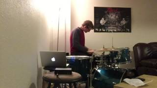 """Russ """"Pull The Trigger"""" Drum Cover"""