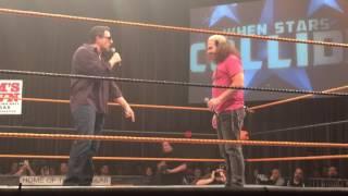 Broken Matt Hardy gets Disco Inferno ready for deletion.