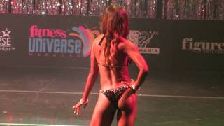 Bikini Personal Presentations at The 2013 Fitness Universe Ms Bikini Universe Competition. Part 4