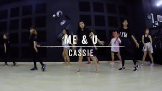 Me & U (Cassie) | Kellie Choreography