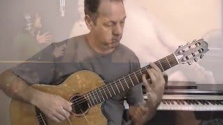 Brazilian guitar - Águas de março (Waters of March)  - solo guitar