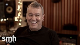 Jimmy Barnes on Cold Chisel