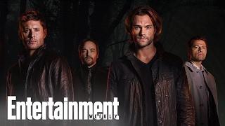Supernatural: Jensen Ackles & Jared Padalecki Talk Episode 250 | PopFest | Entertainment Weekly