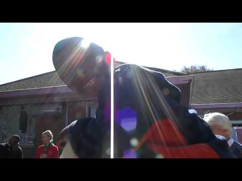 South Africa 2010 – MorningStar Daycare with kids with aids#2