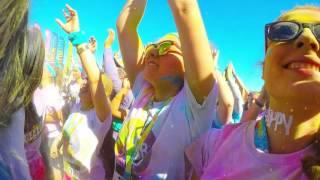 Color Run Atlanta 2016 | GoPro Hero 4