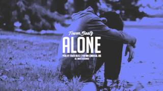 Alone | Instrumental Sad Piano | Emotional R&B Beat | Prod. Tower Beatz