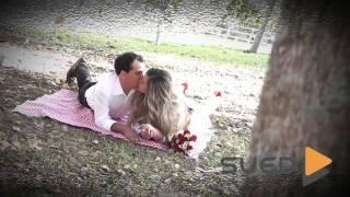 Vanessa e Edmilson  vídeo namoro