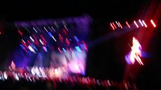 Iron Maiden - The Trooper  (live, El Salvador)