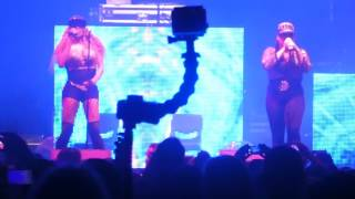 "Salt N Pepa - ""Whatta Man"" I Love The 90s Australia Tour 2017, Live HD Adelaide"