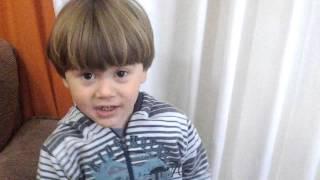 Lucas cantando Servo Inutil CCB