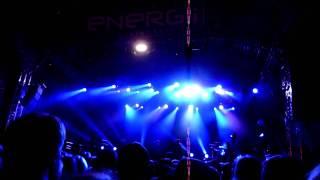A.Chylińska Festiwal Energii Jaworzno,kłopotliwy mikrofon czyli początek nr 1:)