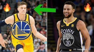 How Jonas Jerebko Fits With the Golden State Warriors | Playing With Steph Curry & DeMarcus Cousins!