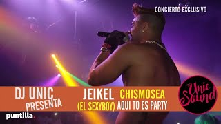 JEIKEL EL SEXY BOY (CHARANGA HABANERA) - AQUI TO' ES PARTY (VIDEO LIVE) CELULA MUSIC