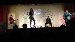 The LAUREL's at the Carolinian's Got Talent 2012