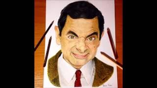 Mr. Bean Speed Drawing