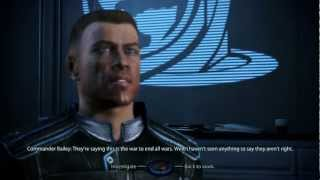 Mass Effect 3 - Bailey on the Cerberus Attack