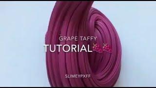 HOW TO MAKE LAFFY TAFFY SLIME ?