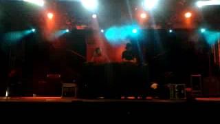 Dirtyphonics Live Felsziget Peninsula 2012.